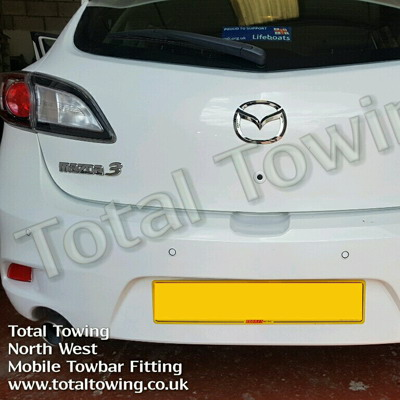 Parking sensors installation kits Bury